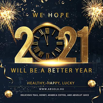 Kellemes ünnepeket és boldog új évet kívánunk!